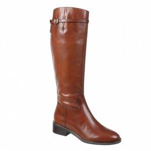 Franco Sarto Barbara Equestrian tall boots Sz 7